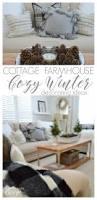 cozy cottage farmhouse winter decorating ideas fox hollow cottage