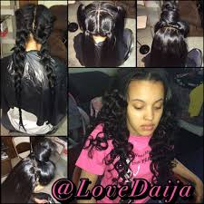 black hair salon bronx sew in vixen hair vixen sew in shared by lovedaija weave extensions extensions and
