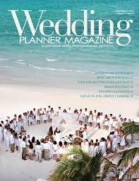 wedding planner magazine wedding pr wedding planner magazine ofd consulting