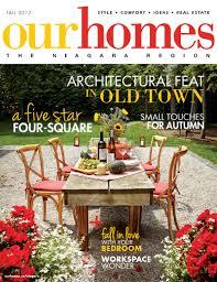 Making A House A Home People Niagara Dear Pro Our Homes Magazine