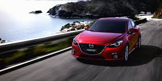 mazda saloon cars mazda 3 fastback review carwow