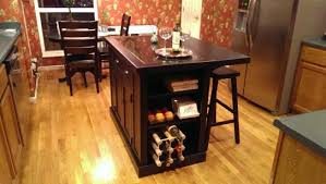 Island Kitchen Nantucket Home Styles Nantucket Black Kitchen Island With Granite Top 5033