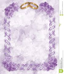 free borders for invitations lavender border illustration composition for wedding invitation