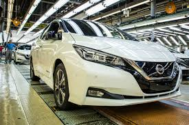 nissan leaf ad nissan will assemble new leaf in us and uk by the end of the year