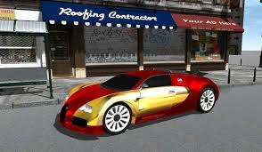 bugatti gold and 3d model bugatti veyron gold and red custom paints fbx and unity 5