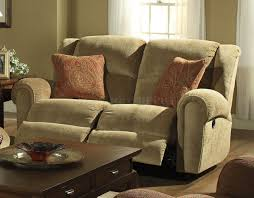 Loveseat With Recliner Reclining Sofa Loveseat