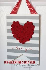Valentine Home Decorations The 7 Best Diy Home Decor Ideas For Valentine U0027s Day Housewives
