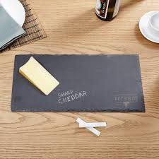 personalized cheese board slate personalized cheese board