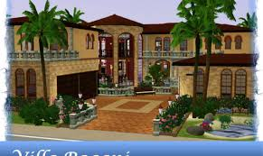 18 decorative sims 2 luxury homes building plans online 49619