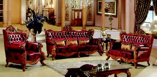 Luxury Leather Sofa Sets Italian Living Room Furniture Sets Free Home Decor
