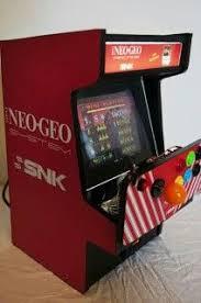Neo Geo Arcade Cabinet Neo Geo Neo Geo 6 Foot
