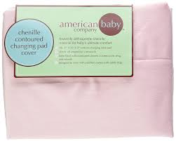 Pink Changing Table by Amazon Com American Baby Company Heavenly Soft Chenille Fitted