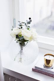 Decorative Floral Arrangements Home by Top 25 Best Round Vase Ideas On Pinterest Glass Flower Vases
