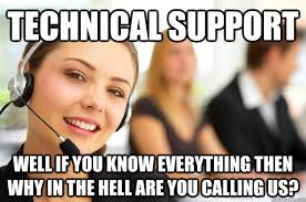 Tech Support Memes - memes calling tech calling best of the funny meme