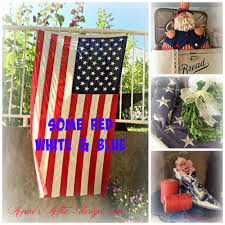 What Countries Have Red White And Blue Flags A Little Of The Red White And Blue Anne U0027s Attic U2013 Design