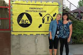 Wildfire Bc Hotline by Terrace Emergency Support Services Team Helping Wildfire Evacuees