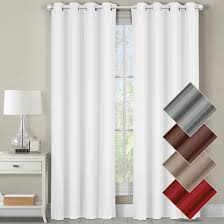 Tie Top Curtains Cotton by Curtains U0026 Drapes The Best Online Deals 2017