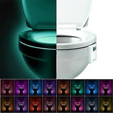 Motion Sensor Bathroom Light Toilet Bowl Led Night Light Motion Sensor Zanygear