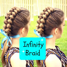 easiest type of diy hair braiding hi everyone today s tutorial is how to do a dutch infinity braid