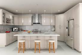 white and taupe lower kitchen cabinets warmth sophistication taupe kitchen cabinets