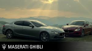 maserati usa 2017 maserati ghibli free your aspirations youtube