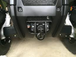 kfi 3500 stealth installed polaris atv forum