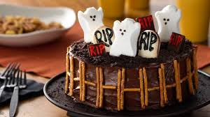 halloween cake recipes bettycrocker com