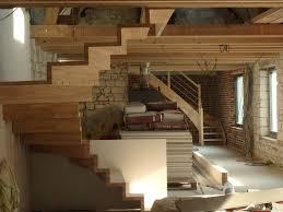 limon d escalier en bois réalisation d u0027escalier en bois sur mesure pour l u0027intérieur ou l