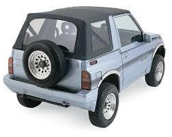 rampage jeep 98935 soft top oem replacement 1999 2002 suzuki