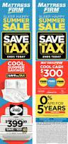 mattress firm sleep happy summer sale shopping ads from
