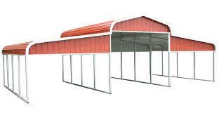 carports carport cost estimator steel roof carport u201a steel