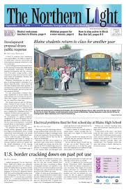 the northern light newspaper september 1 7 by point roberts press