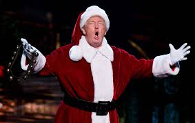 when is the last time you heard an american president say merry
