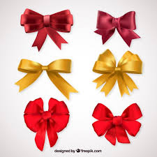 bows for bows for present vector free