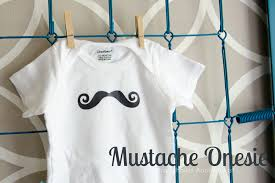 baby shower gift ideas for boys craftaholics anonymous mustache onesie baby shower gift idea