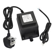 Landscape Lighting Transformer - 12v ac low voltage outdoor lighting transformer 100w waterproof