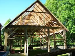 Timber Frame Barn Homes Sold Timber Frame Homes Green Mountain Timber Frames Middletown