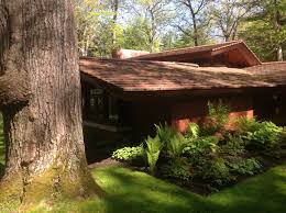 frank lloyd wright u0027s landscape at the zimmerman house out in the