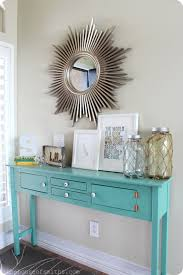 entry way table entryway table decor