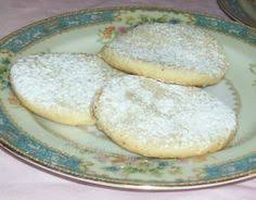 pastissets powdered sugar cookies from spain recipe powdered