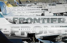 frontier airlines to raise some checked bag fees chicago tribune
