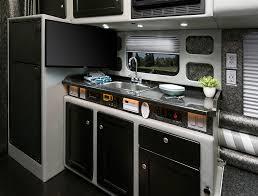 Truck Sleeper Interior Bolt 150 Inch Platinum Series Sleeper Orange Truck Table Full