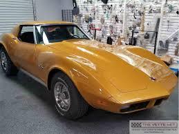 1973 chevy corvette for sale 1973 chevrolet corvette for sale classiccars com cc 989241