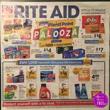 rite aid ad scan 9 24 9 30 how to shop for free with kathy spencer