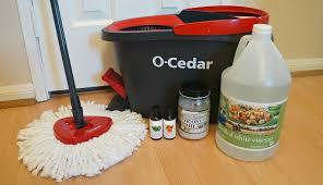 Wood Floor Cleaner Diy Diy Orange Wood Floor Cleaner The Best Way To Mop Period