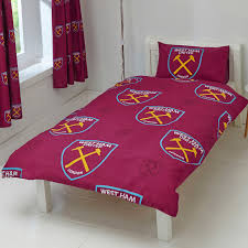 Manchester United Bed Linen - official football club duvet cover sets chelsea manchester