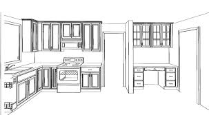 Kitchen Layout Designer by Interesting Simple Kitchen Layout Design Plans G Intended