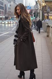 military coat over the knee boots miss chloe