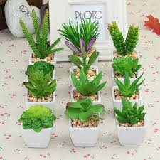 Home Decorating Plants Aliexpress Com Buy Decorative Flowers Artificial Plants Bonsai