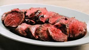 salt crusted beef tenderloin peppercorn crusted beef tenderloin